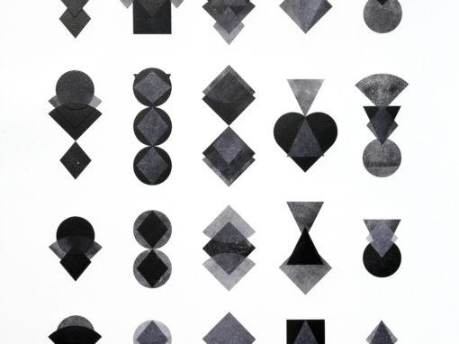 Combinatoires géométriques