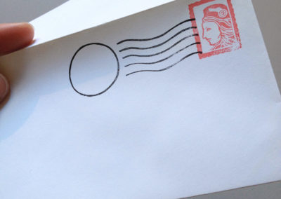 Fausse enveloppe